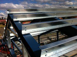 Steel Roof Purlins