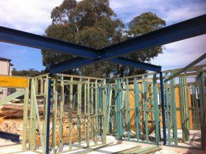 Cross Beam Structural Steel