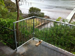 Handrails installed in Sydney