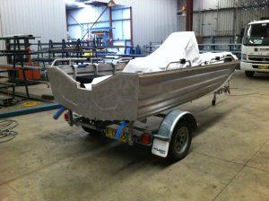 Boat trailer Repairs penrith