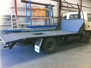 Truck tray repairs penrith