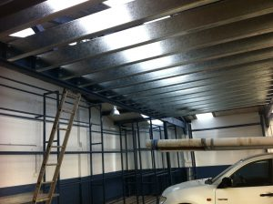 Factory Structural Steel Fabrication Penrith