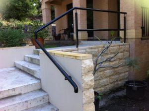 Metal Handrail