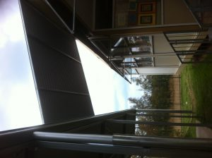 Awning installation in Penrith