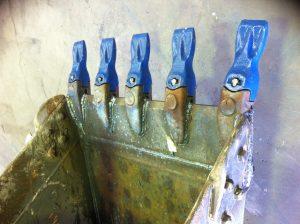 Machinery attachment Repairs