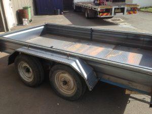 Galvanised Steel Trailer Fabrication and Repairs