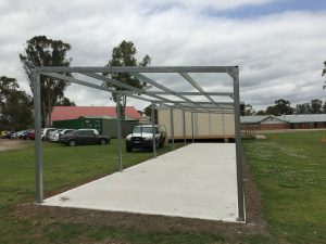 School awning Penrith