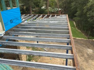Structural Steel Fabrications for builders