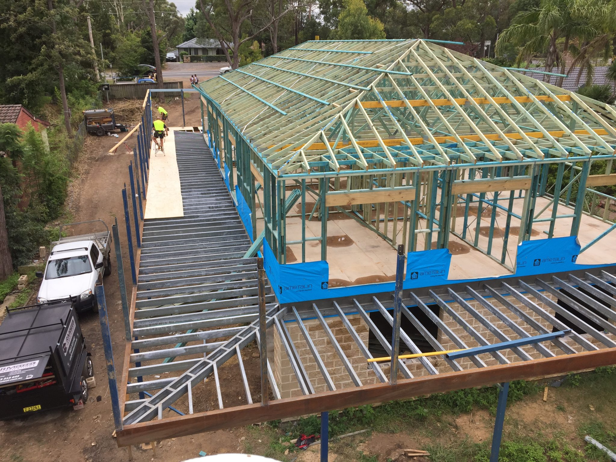 Structural Steel Fabrication Sydney, Penrith, Blue Mountains
