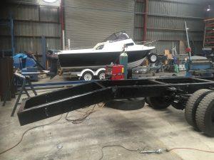 Truck Tray Builder