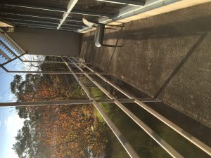 Steel metal Handrails