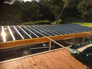 Steel Deck builder Penrith