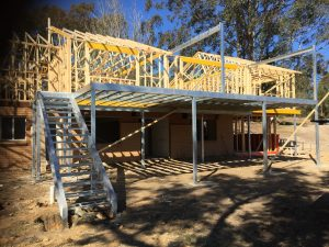 Structural Steel Fabrications Penrith