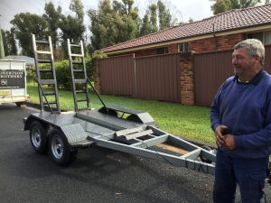 Blue Mountains Trailer Repairs Welder