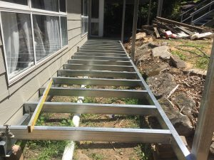 Steel Deck fabrication