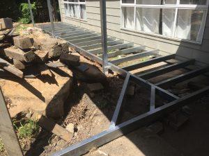 Steel Deck fabrication