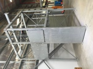 Onsite Steel Fabrication Penrith