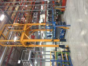 Factory Steel Fabrication