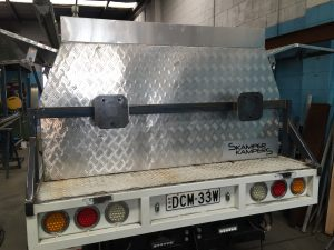 Trades Ute Tray fabrications