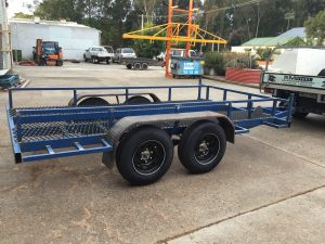 Penrith custom trailer repairs