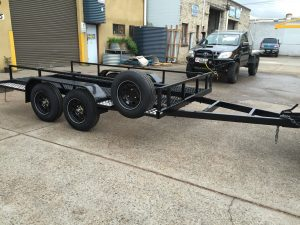 Machinery Trailer Fabrications Penrith