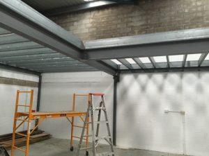 Steel Mezzanine Penrith
