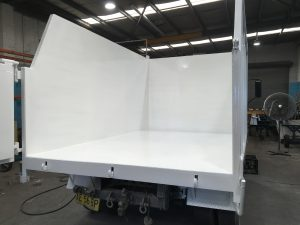 Truck tray fabrication Penrith