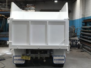 Truck body fabrication Penrith