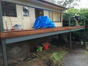 Steel Decks and Awnings Blue Mountains
