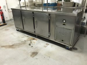 Stainless Steel Kitchen Fabrication