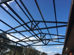 Steel House Framing Penrith
