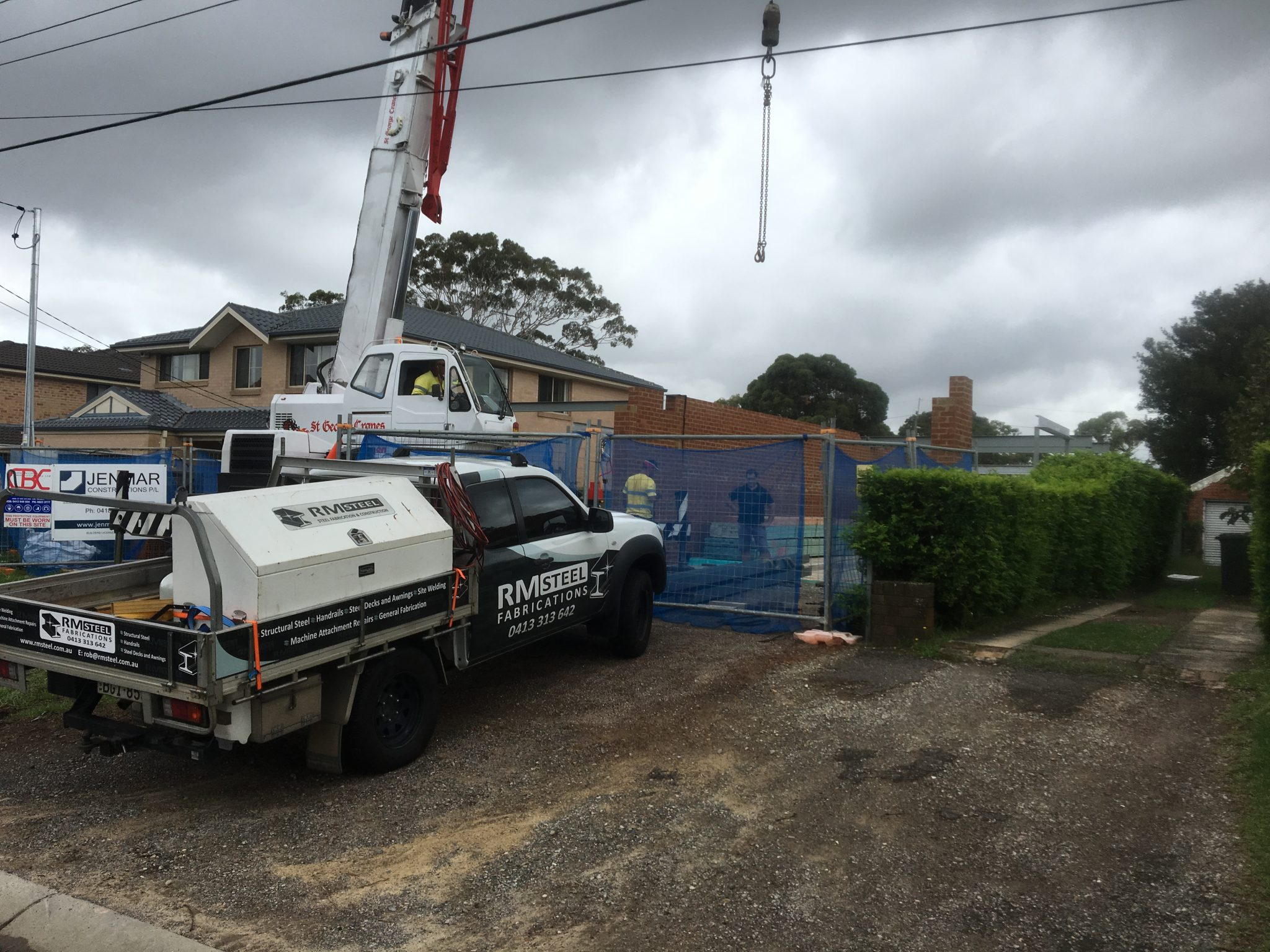 Structural Steel Installation Penrith