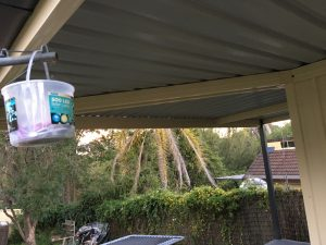 Shed Awning installation penrith