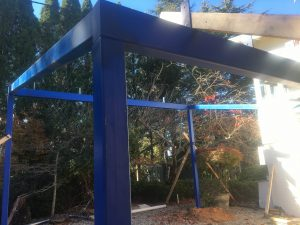 Blue Mountains structural steel fabrication