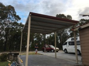 Carport fabrication blue mountains