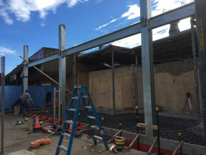 Commercial Steel Fabrication Blue Mountains