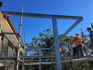 Custom Steel Fabricator Blue Mountains
