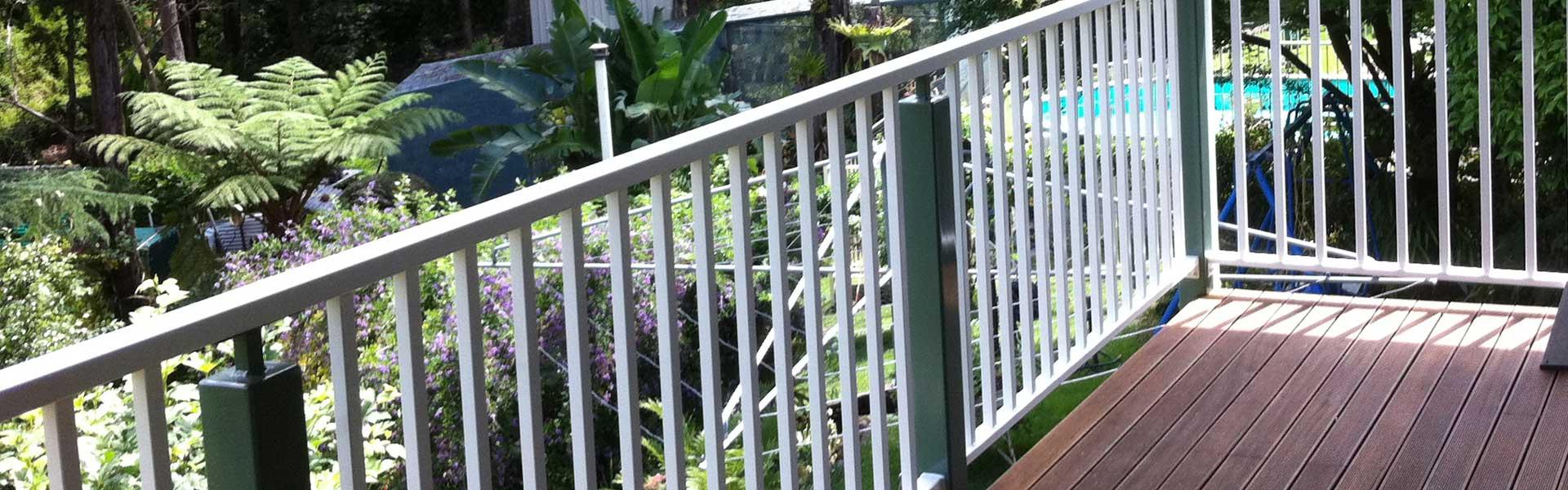 Steel Handrails Blue Mountains
