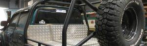 Custom 4x4 fabrications